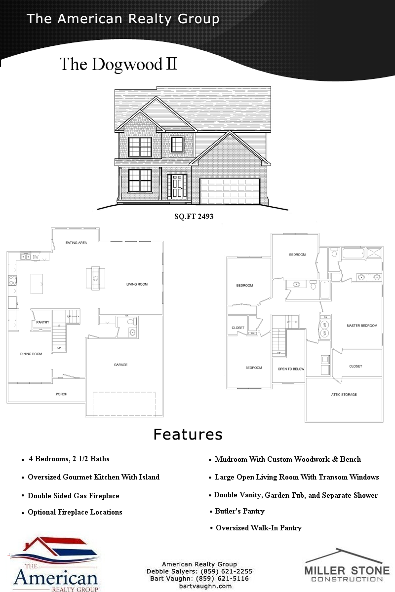 floor plans bart vaughn